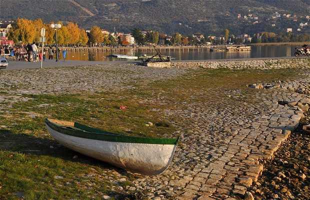 Puerto de Ohrid