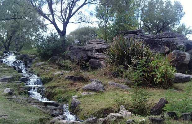 Arroyo los Paredones