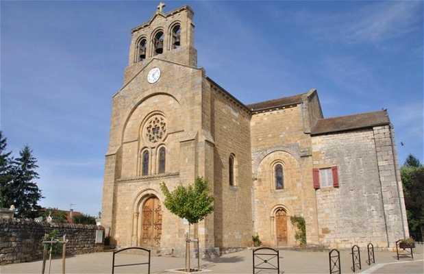 Église Saint-Gilles de Bonneviole