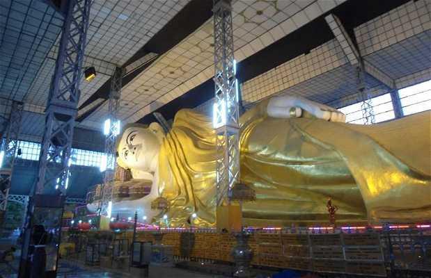 Shwethalyaung pagoda