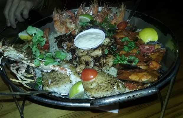 Panama Jack's Seafood Restaurant