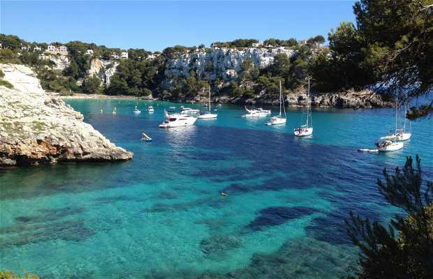 Galdana Cove