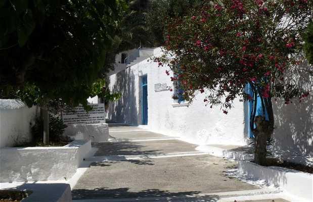 Monasterio de Chryssoskalitissa