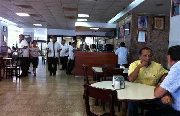 Restaurant La Parroquia