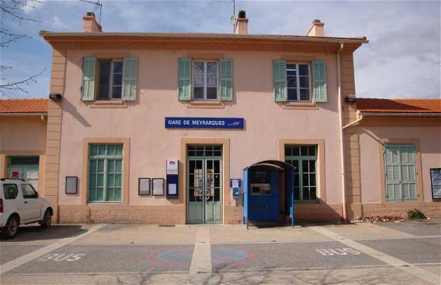 Gare de Meyrargues