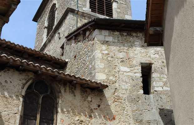 Iglesia de Santa María Madalena