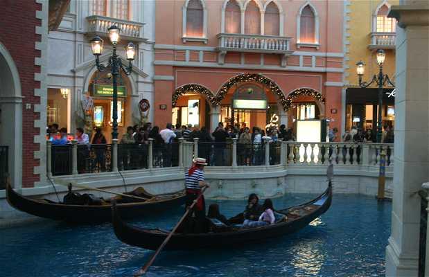 The Venetian Hotel Casino
