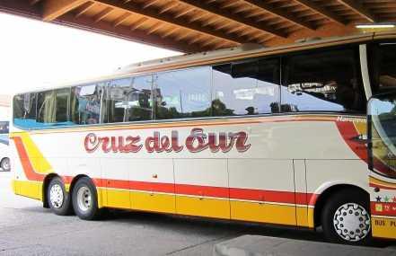 Terminal Cruz Del Sur Bus Station
