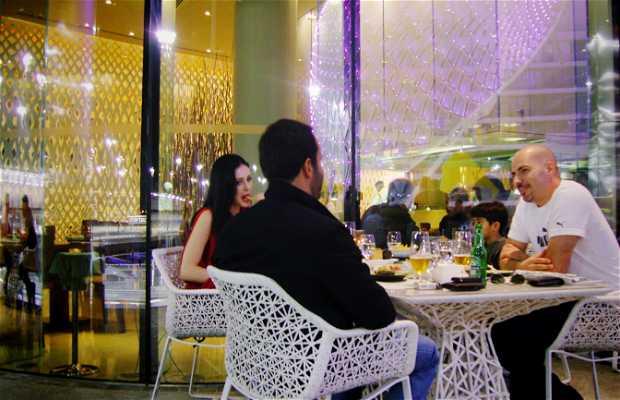 Restaurantes del Yas Hotel