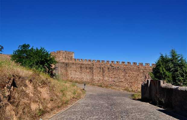Muralla Medieval de Alburquerque