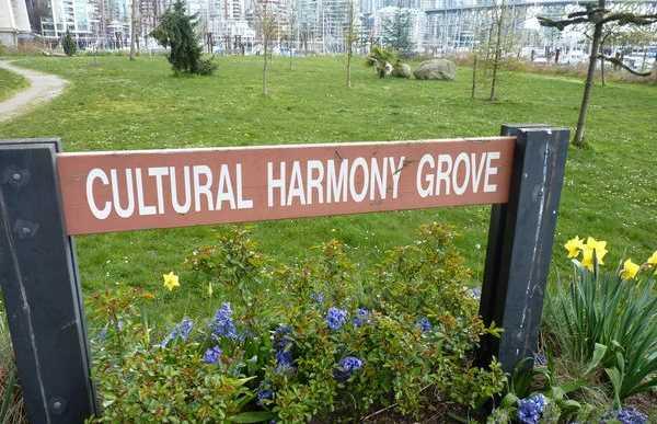 Cultural Harmony Grove