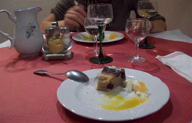Restaurant Le Tonnelet