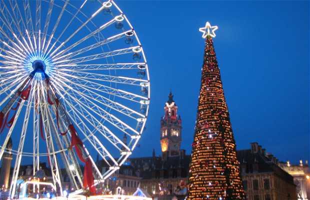 La Grande Rueda, Lille, Francia