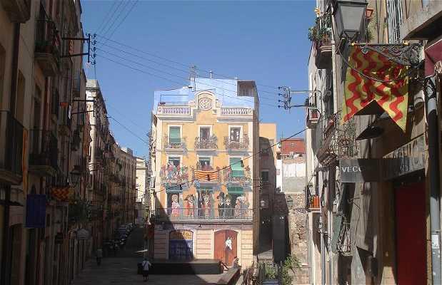 Plaça dels Sedassos de Tarragona