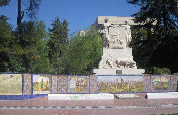 Mosaicos Plaza Espana