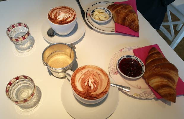 Pretty Cuppa coffee Shop