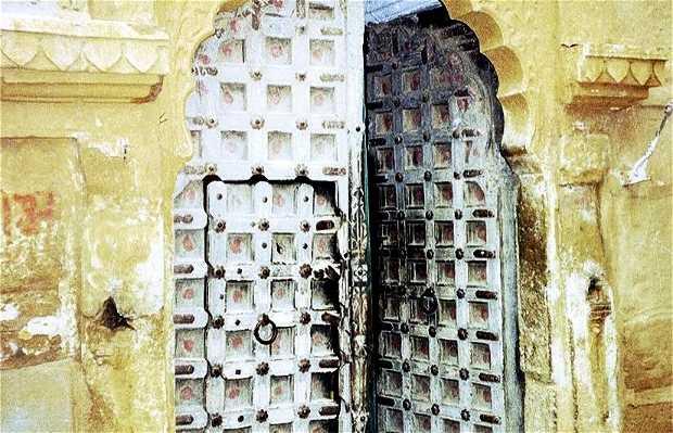 Las Havelis de Jaisalmer