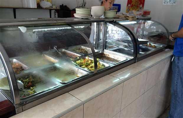 Restaurante Kuan Chi Yin