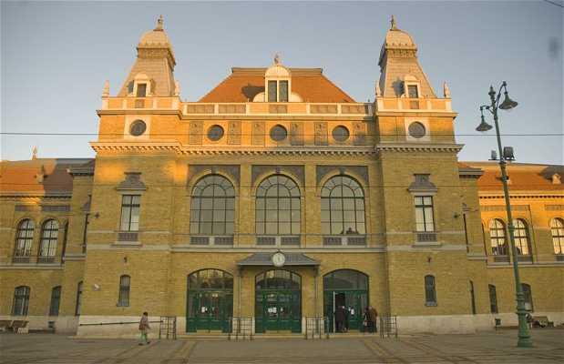 Estación de Trenes de Szeged