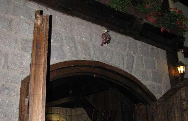Restaurante Taberna Molerite 1792