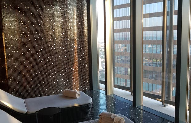 Spa Hotel Eurostars Madrid Tower En Madrid 3 Opiniones Y