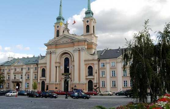 Catedral de Campo del Ejército Polaco de la Santísima Virgen María, Reina de Polonia