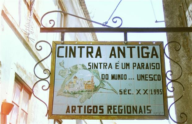 Sintra Old Town (Vila Velha)