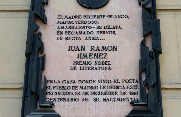 Residencia del Juan Ramón Jiménez