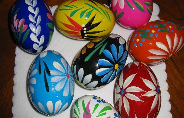 Pascua en Cracovia
