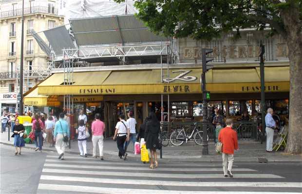Le Zeyer a Parigi
