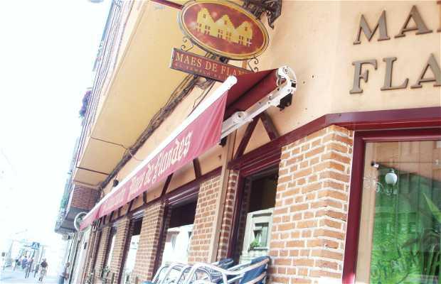 Cervecería Maes de Flandes (El Templo de la Cerveza) Restaurant
