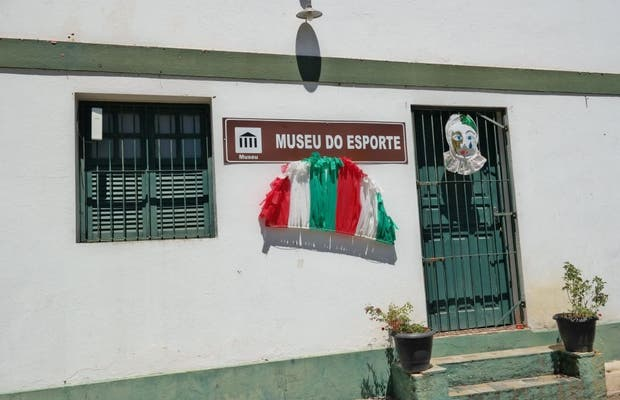 Museu do Esporte de Araguaia