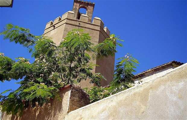Torre del Espantaperros di Badajoz