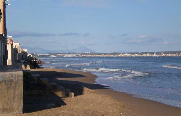 Playa del Pinet