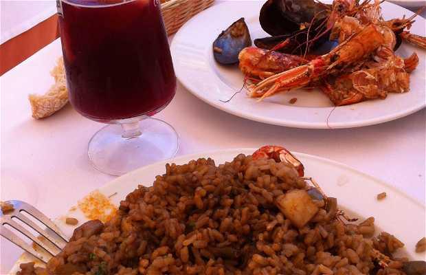 Restaurante Ria de Vigo