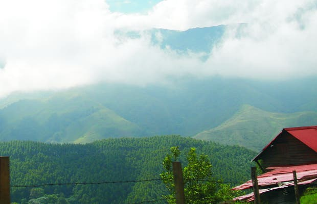 Montagnes de Tolima