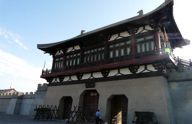 Ciudad-Museo Antigua Ciudad de Dunhuang / Old City of Dunhuang