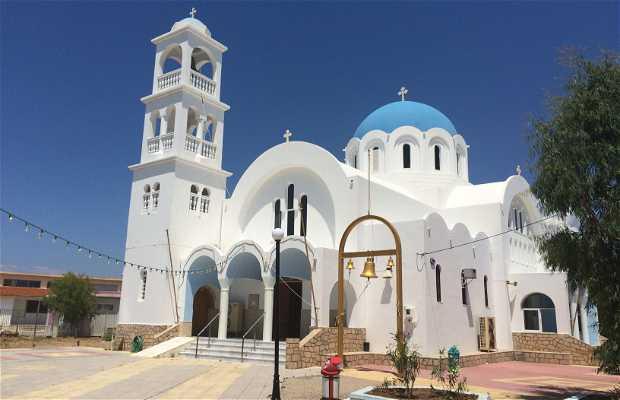 Eglise Agioi Anargiroi