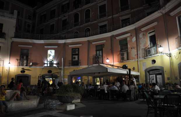 Piazza Gioia Flavio