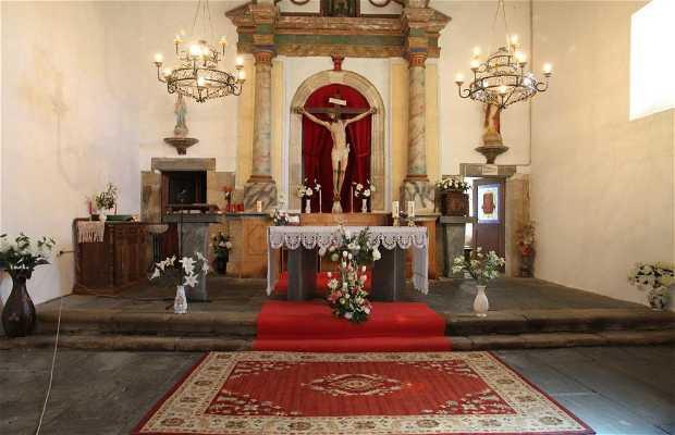 La iglesia parroquial de Doade
