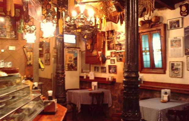 Casa Parrondo Restaurant