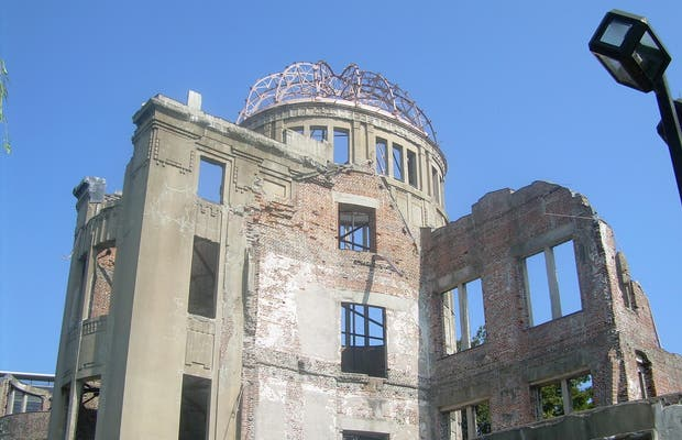 Hiroshima Peace Memorial (Atomic Bomb Dome)