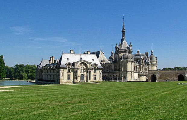 Castillo-Museo Condé