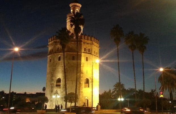 Torre del Oro di Siviglia