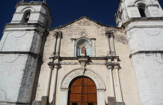 Iglesia de Cabanaconde