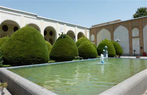 Museo de las Artes Decorativas de Isfahan