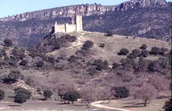 Anguix Castle