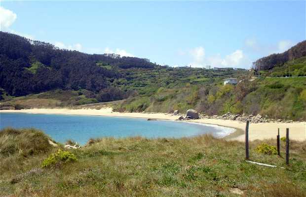 Playa de Puerto de Bares