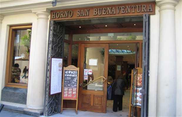 Horno de San Buenaventura de Sevilla
