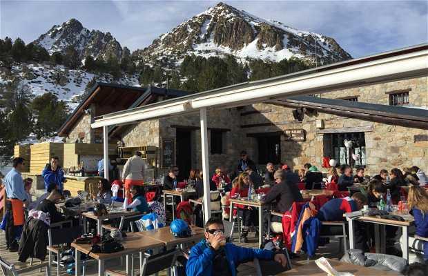 Restaurante Refugio Llac de Pessons